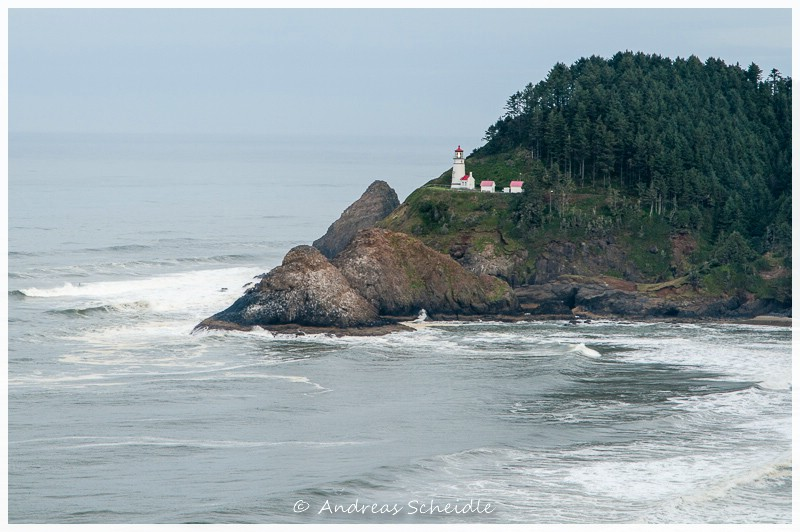 Cape Perpetua Lighthouse