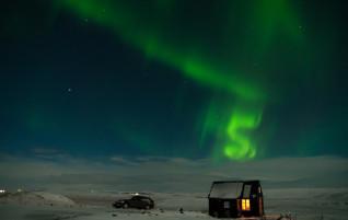 Island – Eine Winterreise in Schnee und Eis