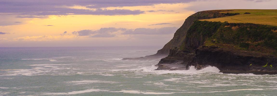 Trailheads zeigt Küsten und Meere